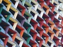 Город Мельбурна в Виктории в Австралии стоковое изображение rf