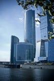 Город Москвы Стоковое Фото