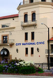 Город национальный гражданский строя Сан-Хосе стоковое фото rf