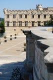 Городок Авиньона, Франция Стоковые Изображения