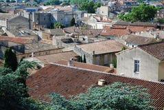 Городок Авиньона, Франция Стоковые Фотографии RF