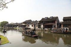 Городок воды Xiang Стоковые Фотографии RF