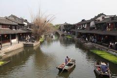 Городок воды Xiang Стоковое Изображение