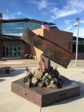 Городок Гилберта 9/11 мемориалов в Гилберте AZ Стоковая Фотография RF
