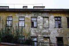 городок залы старый Стоковая Фотография