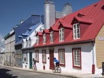 городок зданий Стоковое фото RF