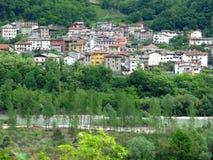 Городок Италия деревни Codissago Стоковые Фото