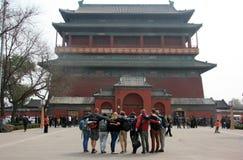 Городок Китая старый стоковая фотография