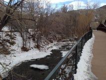 Городок Колорадо Стоковое фото RF