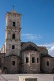 Городок Ларнаки старый Стоковые Изображения RF