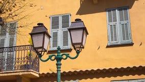 Городок Ла Turbie стоковое фото rf