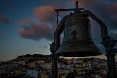 Городок Лиссабона старый Стоковое Фото