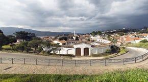 городок сказания dorado el Стоковое Фото