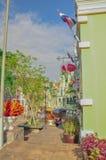 Городок Стоковые Изображения