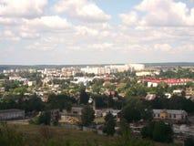 Городок Стоковые Фотографии RF