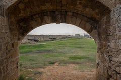Городок Akko старый Стоковая Фотография RF