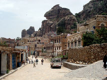 Городок AlTaweelah Стоковое Фото