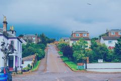 Городок Campbell Стоковая Фотография