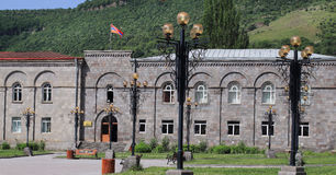 Городок Goris стоковые изображения