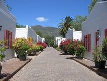 Городок Graaff-Reinet, Южной Африки Стоковое Фото