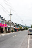 Городок Jinsha Стоковое Изображение