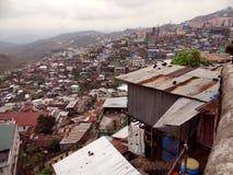 Городок Kohima стоковое фото rf