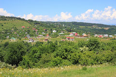 Городок Kojori (Georgia) Стоковое Фото