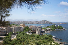 Городок Kusadasi, Турция Стоковое Изображение RF