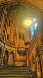 городок manchester залы Стоковое Изображение