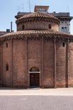 Городок Mantova старый Стоковые Изображения