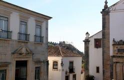 Городок Obidos Стоковое фото RF