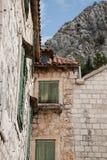 Городок Omis старый Стоковые Изображения RF