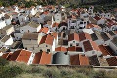 Городок Pisticci Стоковое Изображение