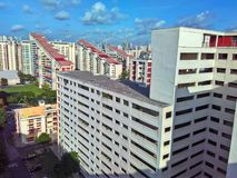 Городок Potong Pasir Стоковые Изображения RF