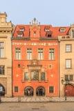 городок prague залы старый стоковая фотография
