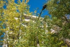 Городок Pripyat Стоковая Фотография