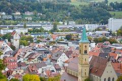 Городок Ravensburg Стоковое Изображение