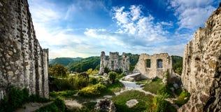 Городок Samobor старый Стоковые Изображения RF
