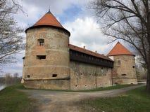 Городок Sisak старый Стоковое Изображение RF