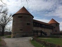 Городок Sisak старый Стоковое Изображение