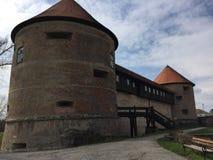 Городок Sisak старый Стоковое фото RF