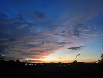 Городок Tatau Стоковая Фотография