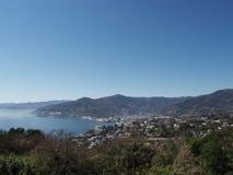 Городок Yugawara Стоковая Фотография RF