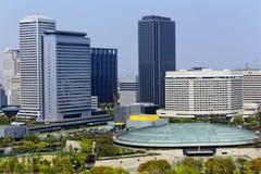 Город Осака Стоковые Фотографии RF