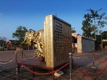 Город оттенка имперский (уплотнение), оттенок короля, Вьетнам. Мир Herita ЮНЕСКО Стоковое Изображение