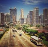 город Панама Стоковые Фотографии RF