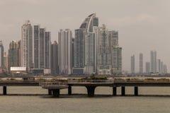 город Панама Стоковая Фотография