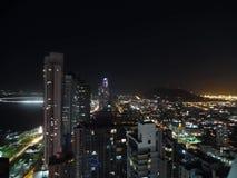 Город Панамы Стоковая Фотография RF