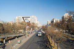 Город Пекина Стоковое Фото