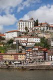 Город Порту в Португалии Стоковая Фотография RF
